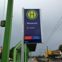 Haltestelle Wiesenau Opnv Offentliche Verkehrsmittel
