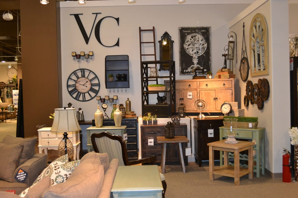 Photo Of Ashley HomeStore   Visalia, CA, United States. Wow ..Vintage