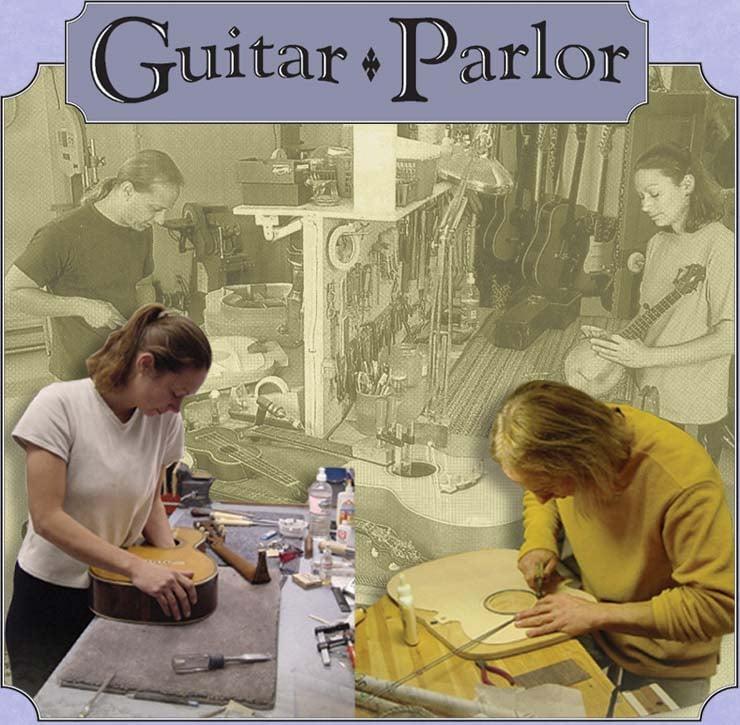 Guitar Parlor: 705 Durham Rd, Riegelsville, PA