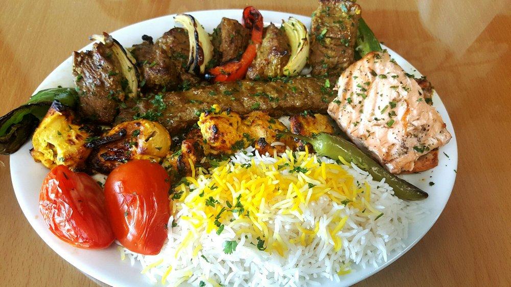 Caspian Grill