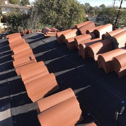 Photo Of All In One Roofing   Brea, CA, United States. Tile Roof