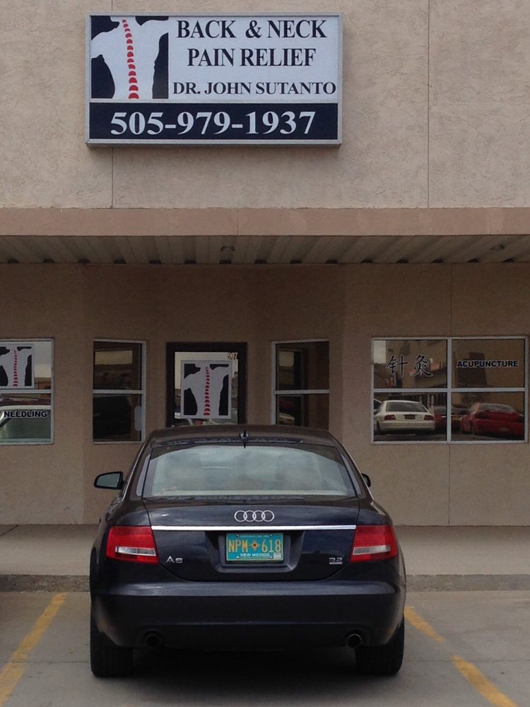 Sutanto Chiropractic & Dry Needling: 907 Us Hwy 491, Gallup, NM