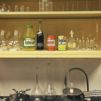 The Lab Where Dr Robert Cade Invented Gatorade Yelp
