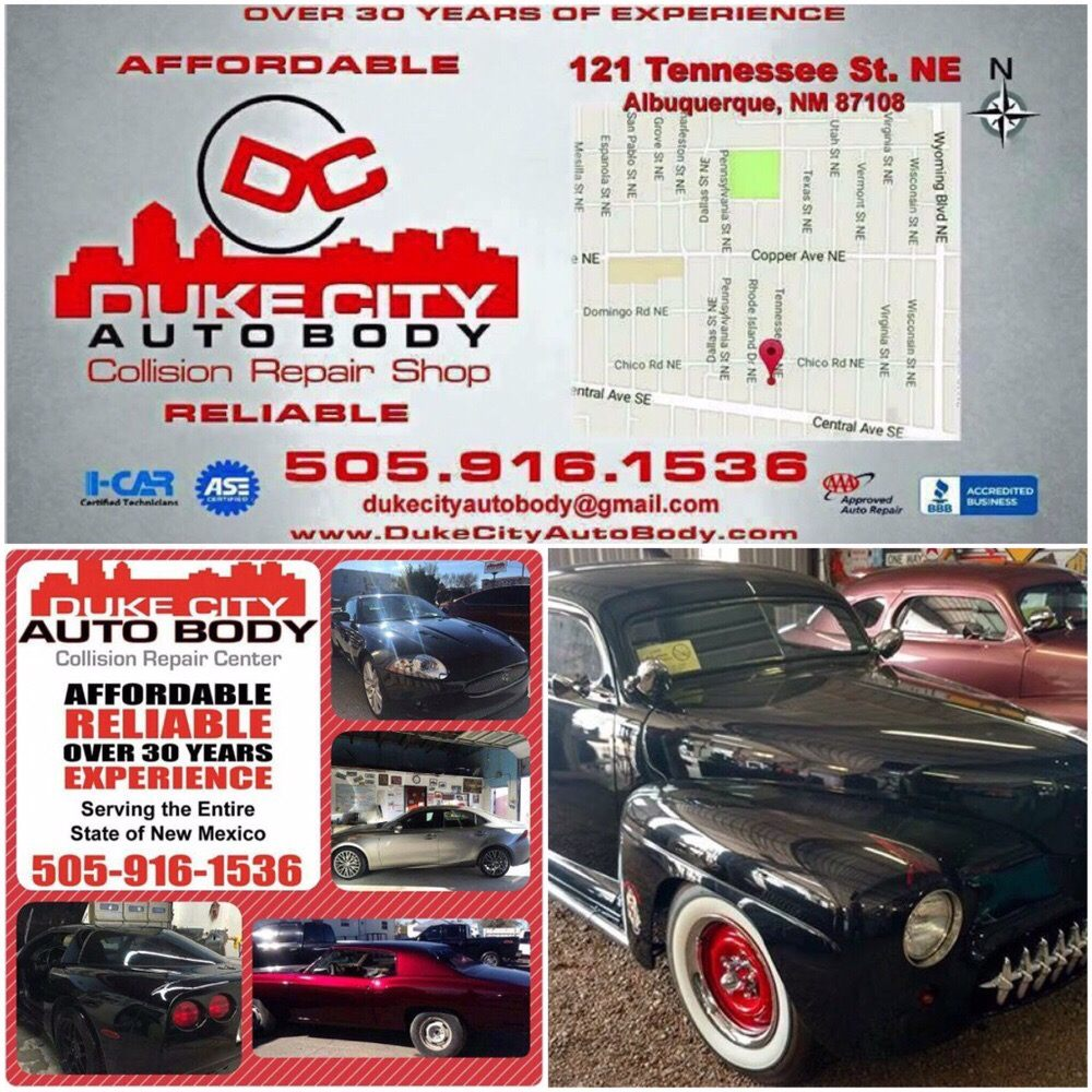 Duke City Auto Body