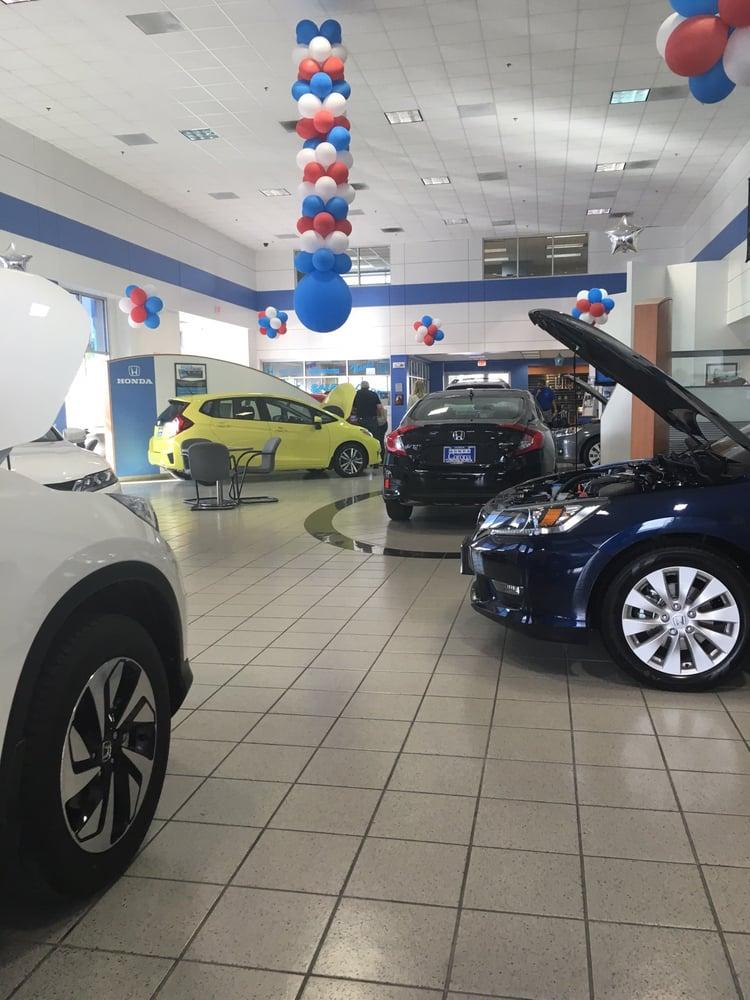 Inside the dealer yelp for Honda corona service