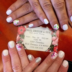 Nail design spa 663 photos 188 reviews nail salons 1104 photo of nail design spa torrance ca united states beautiful spring prinsesfo Image collections