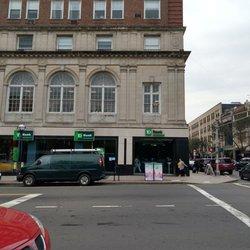 TD Bank - Banks & Credit Unions - 994 Chapel St, New Haven