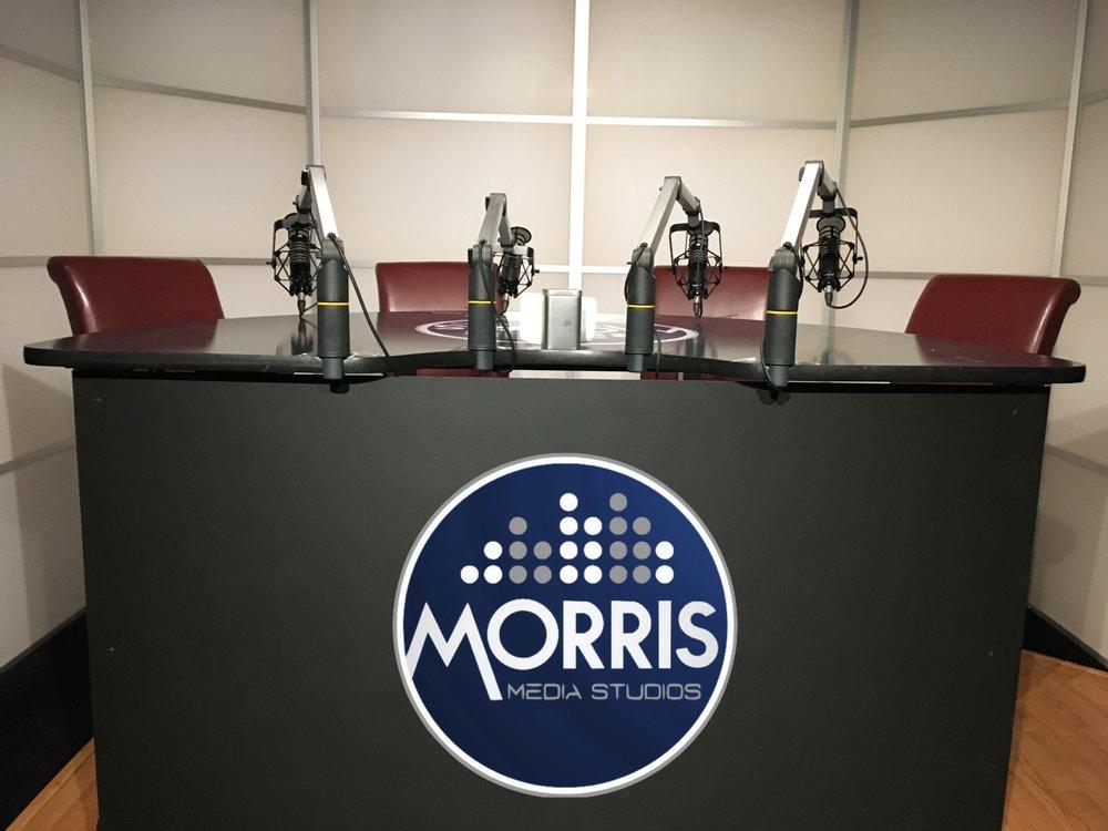 Morris Media Studios: 4309 Crenshaw Blvd, Los Angeles, CA