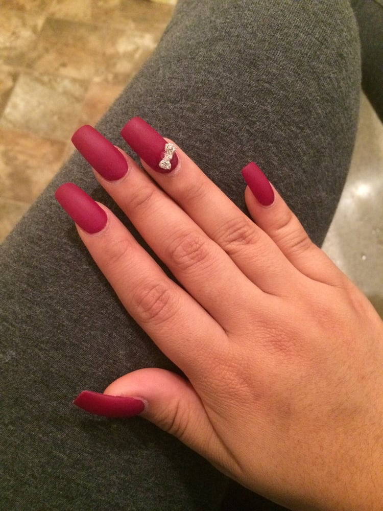 Shout out to Tom! Malaga Wine - OPI & Matte top coat - OPI $26 ...