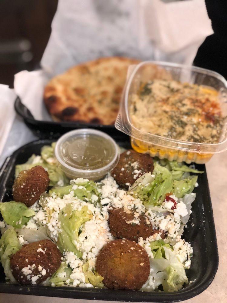 Greek Gyros Cafe: 819 Thornton Pkwy, Denver, CO