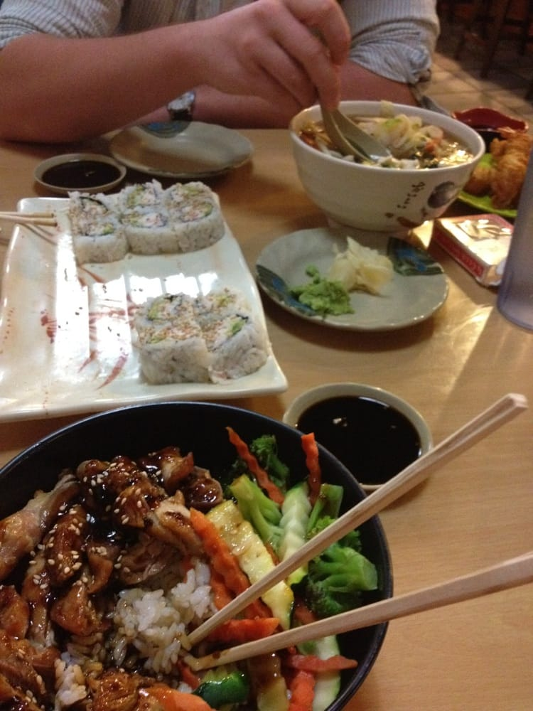 Sushi Restaurants In El Cajon Ca