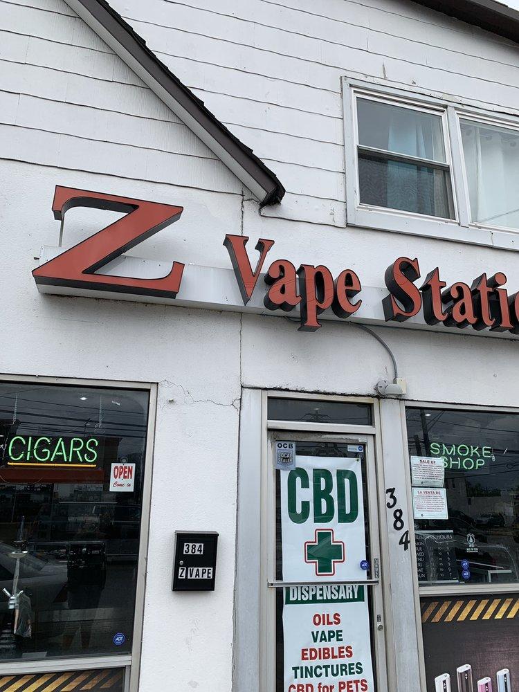 Z Vape Station: 384 Atlantic Ave, Freeport, NY