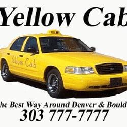 Yellow Cab Denver >> Yellow Cab 182 Reviews Taxis 7500 E 41st Ave Stapleton