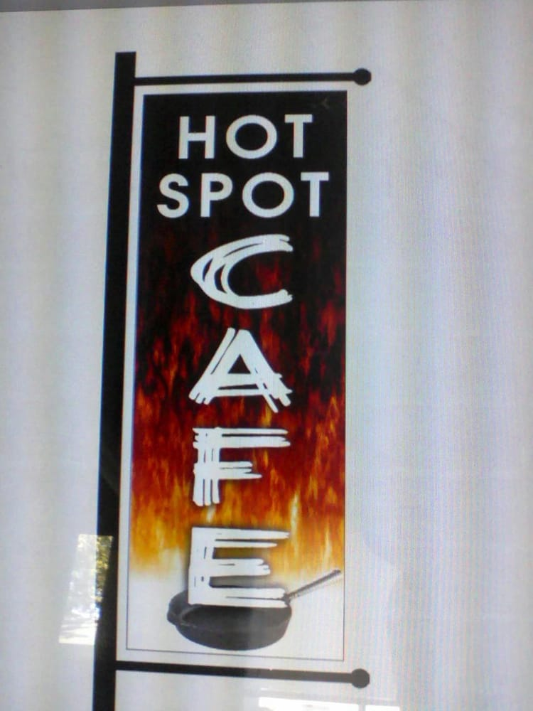 The Hot Spot Cafe: 312 E Lincoln St, Augusta, WI
