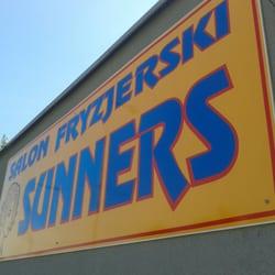 Salon Fryzjerski Sunners Hair Salons Ulbanacha 5 Ochota