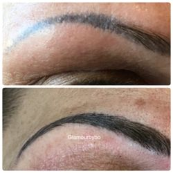 Top 10 Best Feather Eyebrow Tattoo in Dallas, TX - Last Updated ...