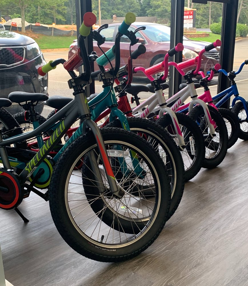 Suburban Cycles: 3343 Pucketts Mill Rd, Buford, GA