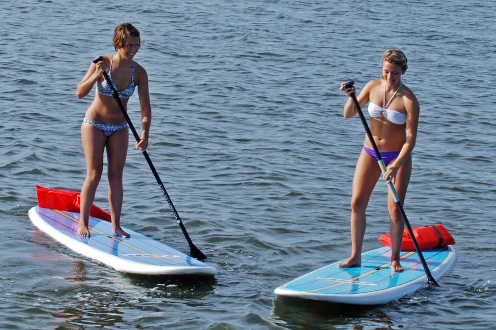 Ohana Paddle Sports: 206A S Topsail Dr, Surf City, NC