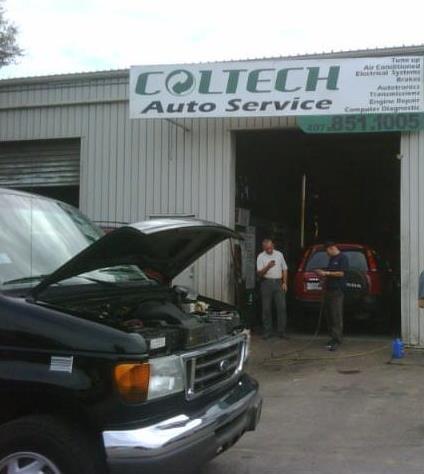 Coltech Autoservice