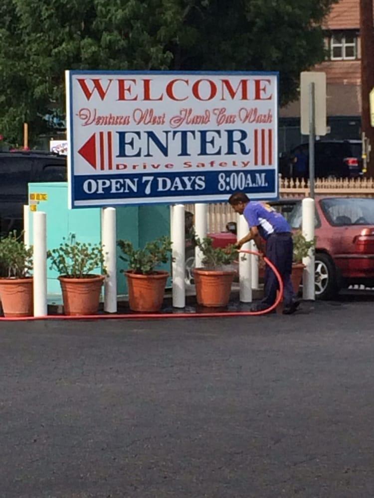 Ventura West Car Wash