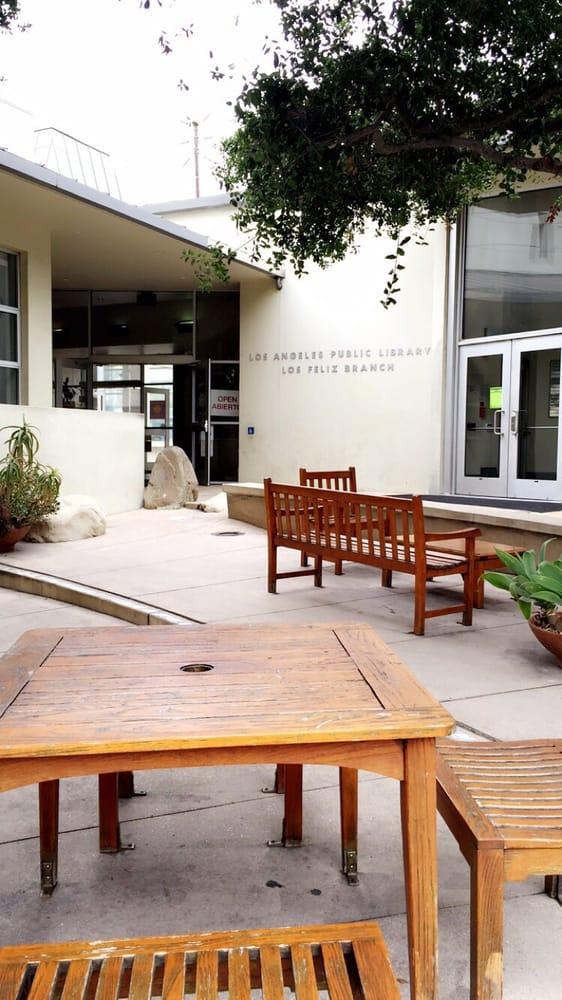 Los Angeles Public Library - Los Feliz