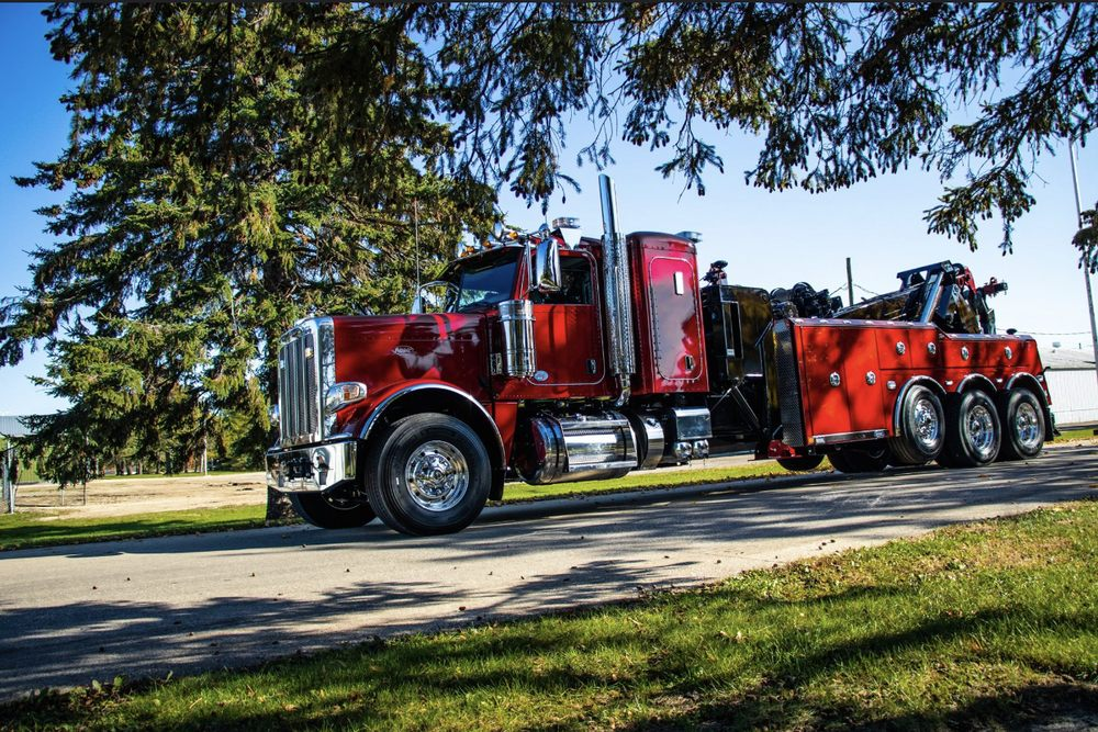 Towing business in Rendon, TX