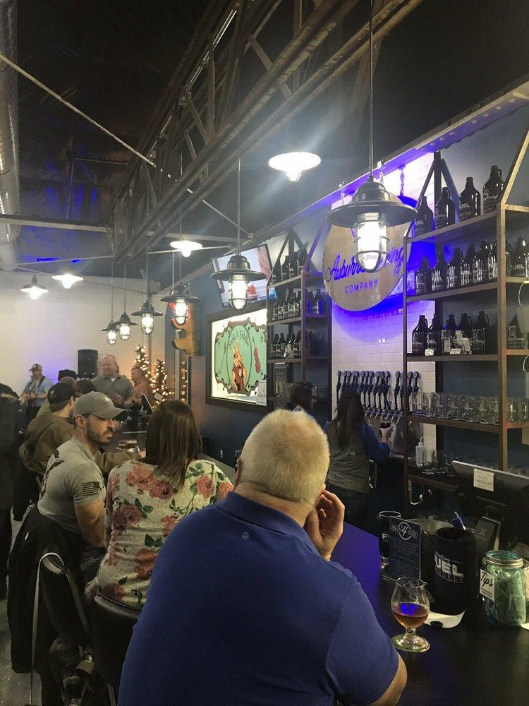 Auburn Brewing: 309 N Main St, Auburn, IN
