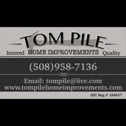 3 Tom Pile Home Improvements