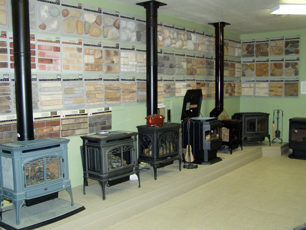 The Depot Fireplace Stove Center 10 Billeder Ildsted