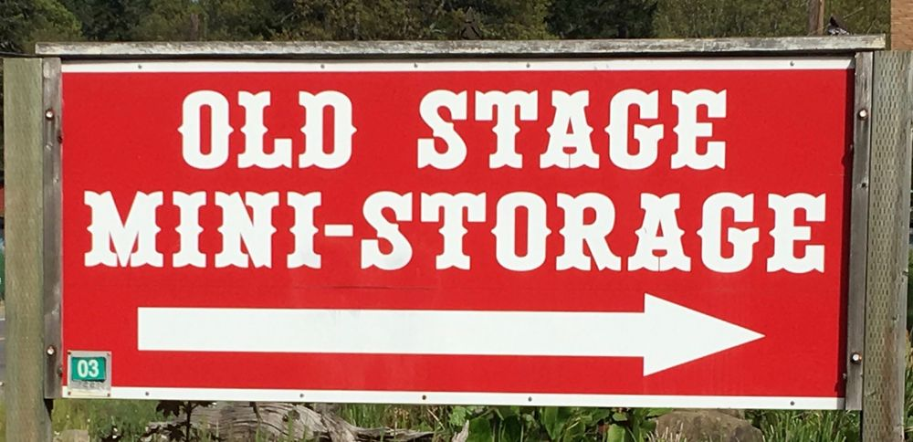 Old Stage Mini Storage: 181 S Old Stage Rd, Cave Junction, OR