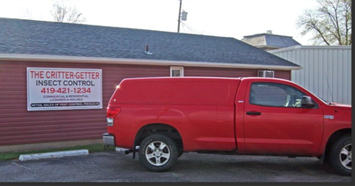 Critter Getter Pest Control 511 Lawn Ave Findlay Oh Phone Number Yelp