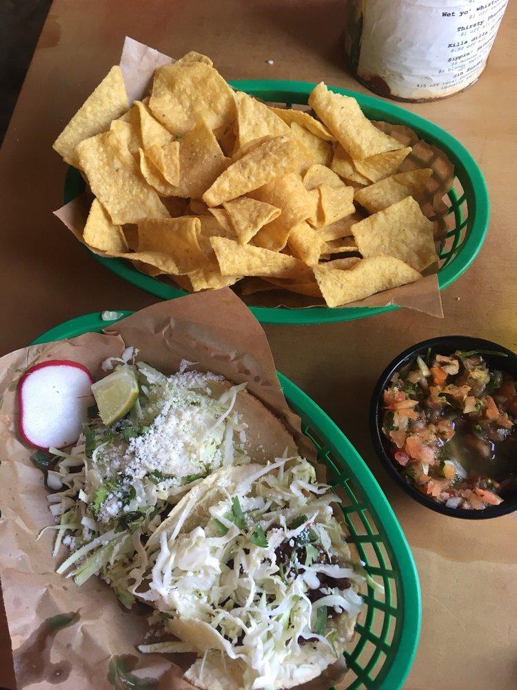 Taco Pedaler: 2225 NE Broadway, Portland, OR