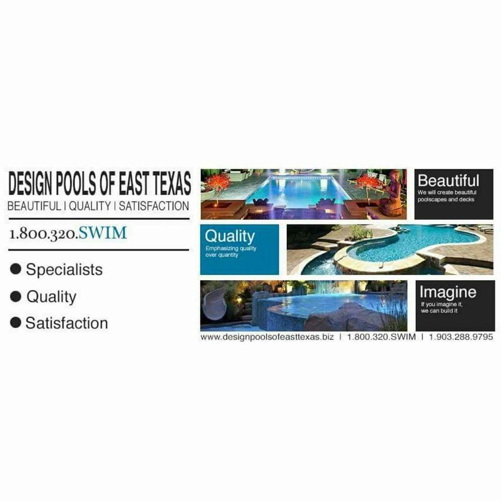 Design Pools of East Texas: Grand Saline, TX
