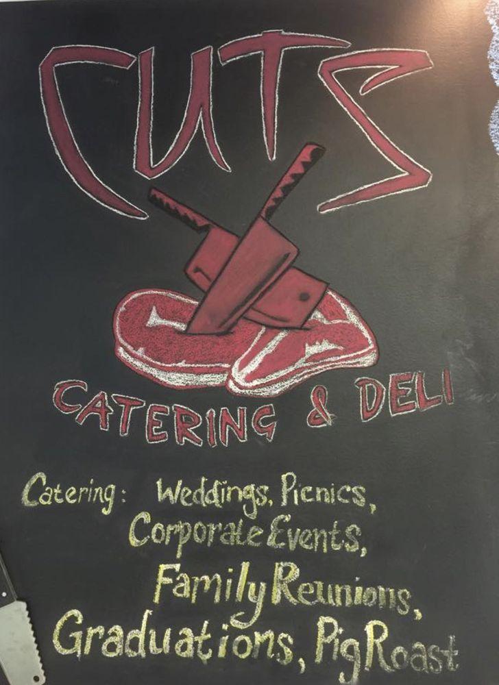 Cuts Catering & Deli: 4848 18 Mile Rd, Cedar Springs, MI