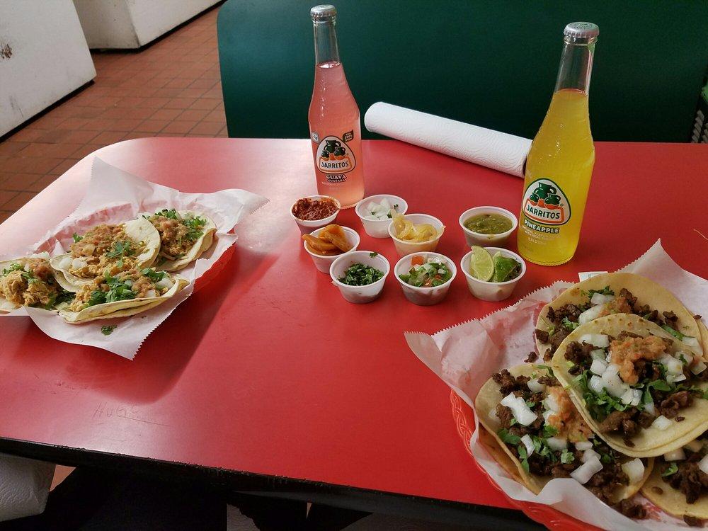La Palma Taco: 309 W Avenue G, Conroe, TX