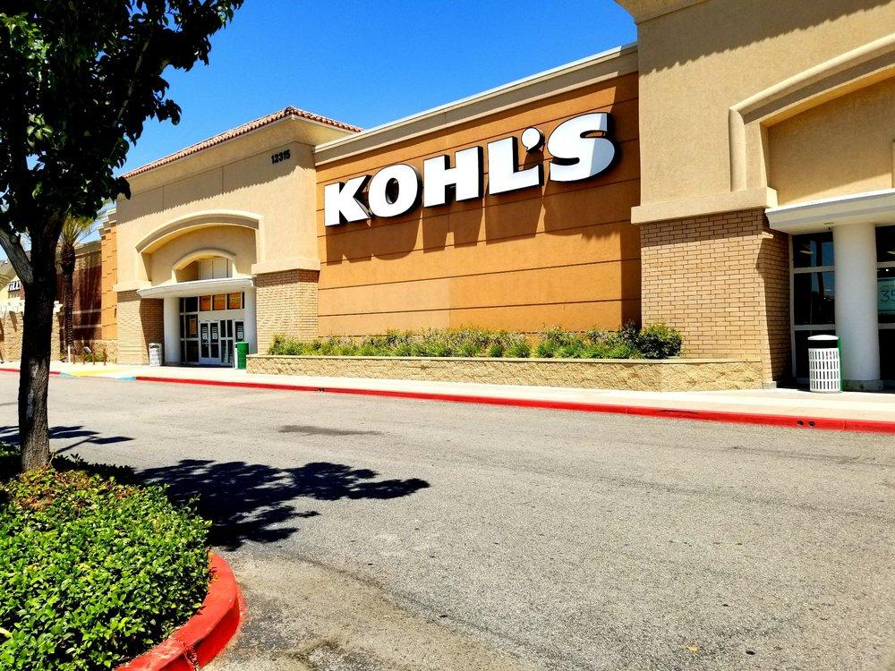 Kohl's: 12315 Limonite Ave, Mira Loma, CA