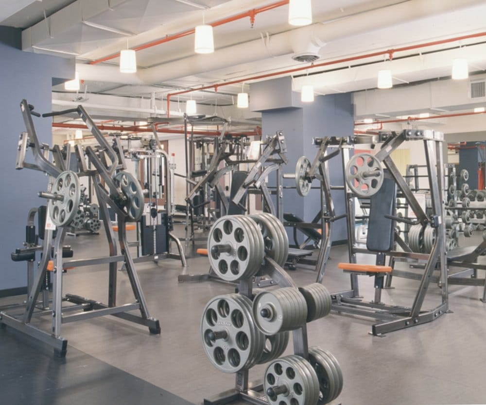 Free Weights Gym Near Me: Hammer Strength Free Weights