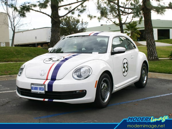 Kearny Mesa VW Herbie the Luv Bug 2012 Yelp
