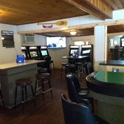 Lakehouse Bar Restaurant American Traditional W6547 County