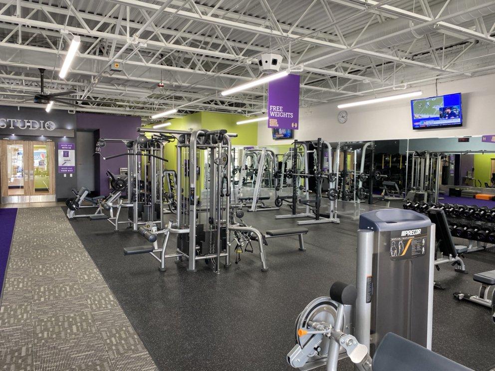 Anytime Fitness: 1061 S York Rd, Bensenville, IL