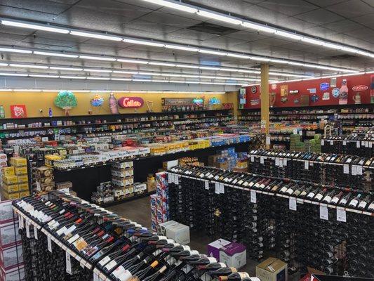 Cellar Wine Spirits 555 W Main St Norman Ok Liquor S