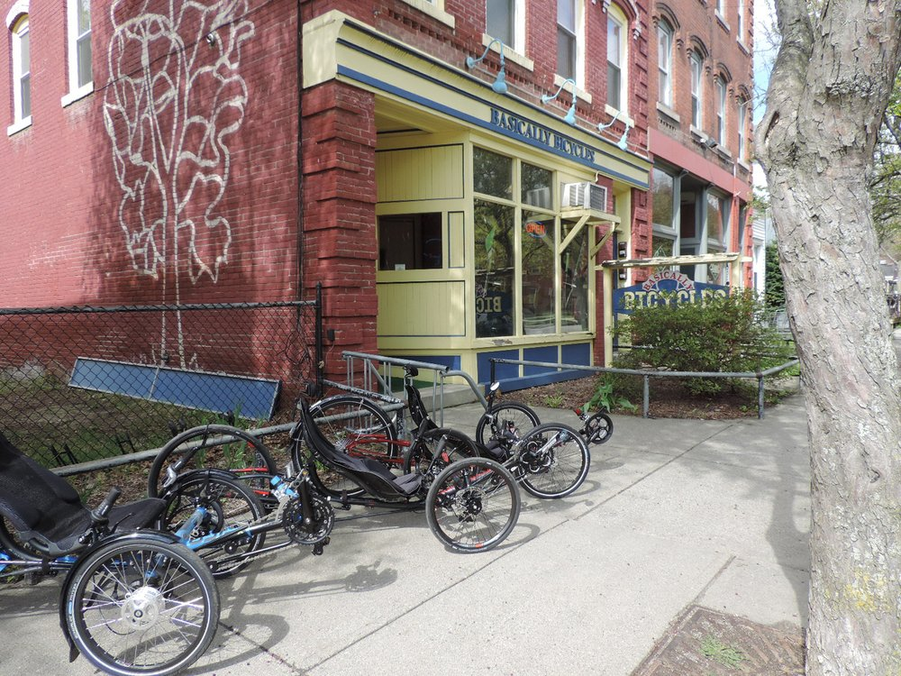 Basically Bicycles: 88 3rd St, Turners Falls, MA