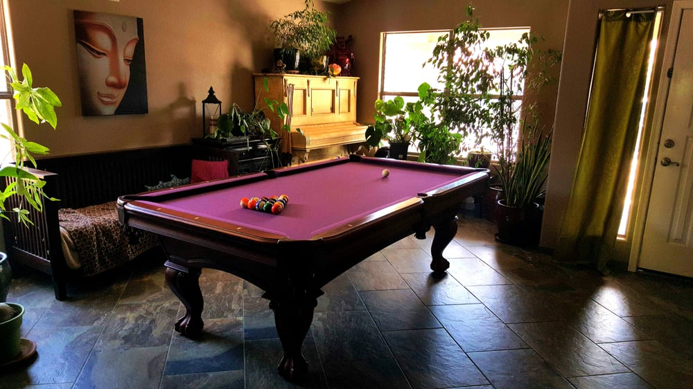 Billiards U Photos Reviews Pool Billiards E - Pool table repair san diego