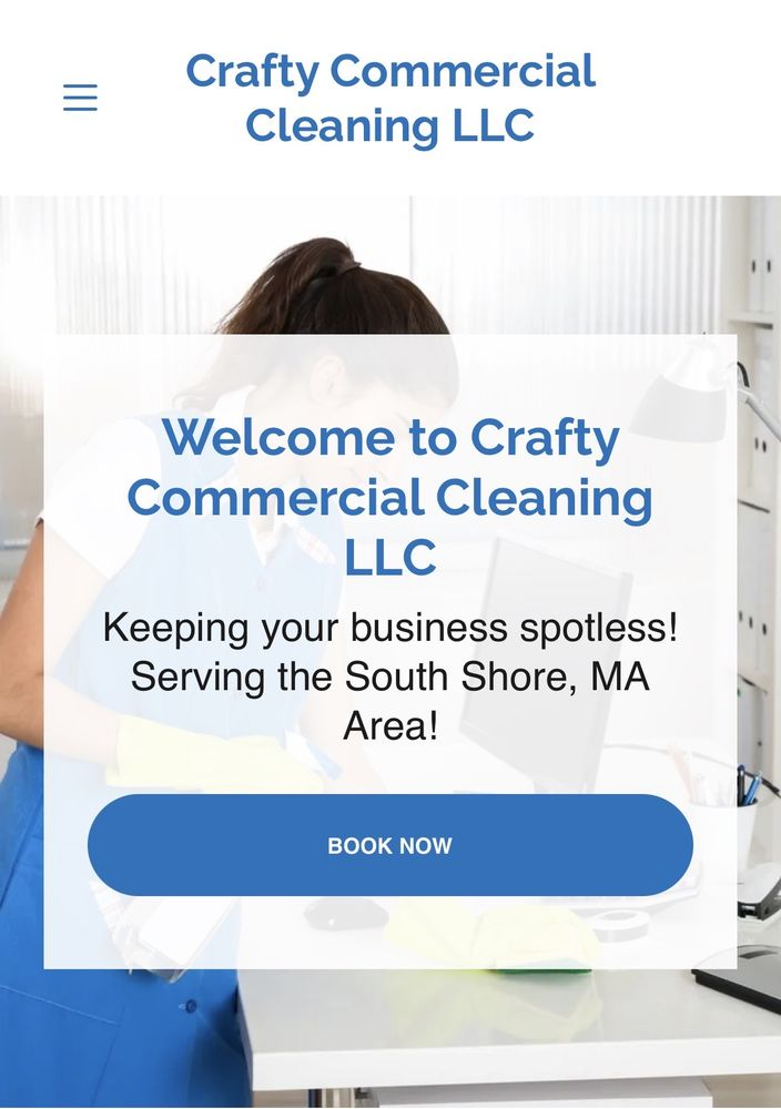 Crafty Commercial Cleaning: South Shore, MA