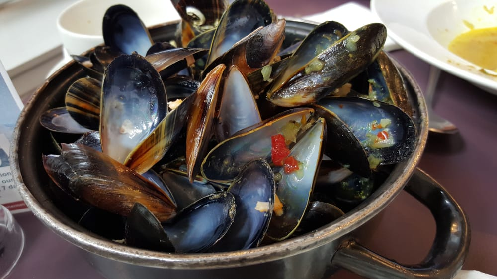 Mussel Inn Seafood Restaurant Glasgow