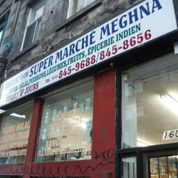 Super march meghna international grocery 1605 for Cegep vieux montreal piscine