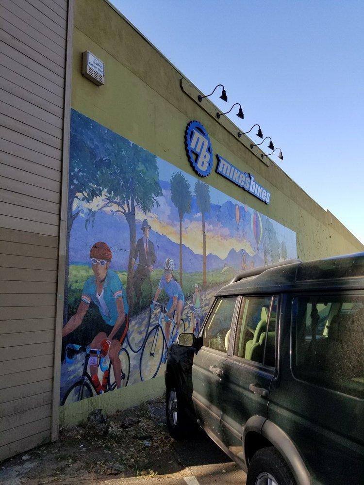 Mike's Bikes of San Jose