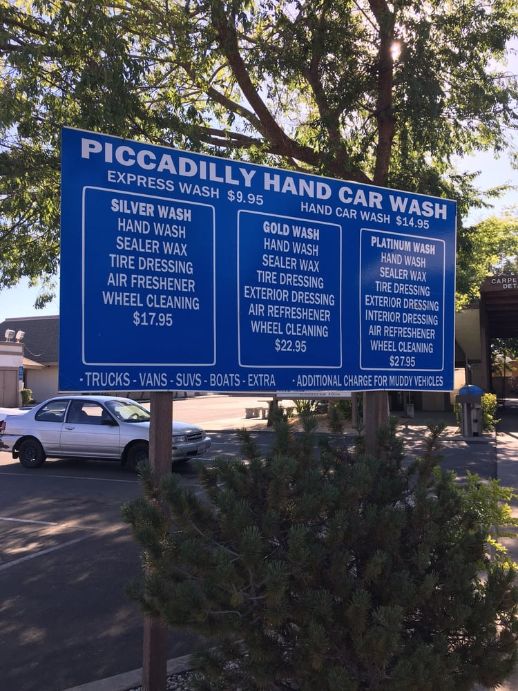 piccadilly hand car wash 13 reviews car wash 2261 w shaw ave fresno ca phone number yelp. Black Bedroom Furniture Sets. Home Design Ideas