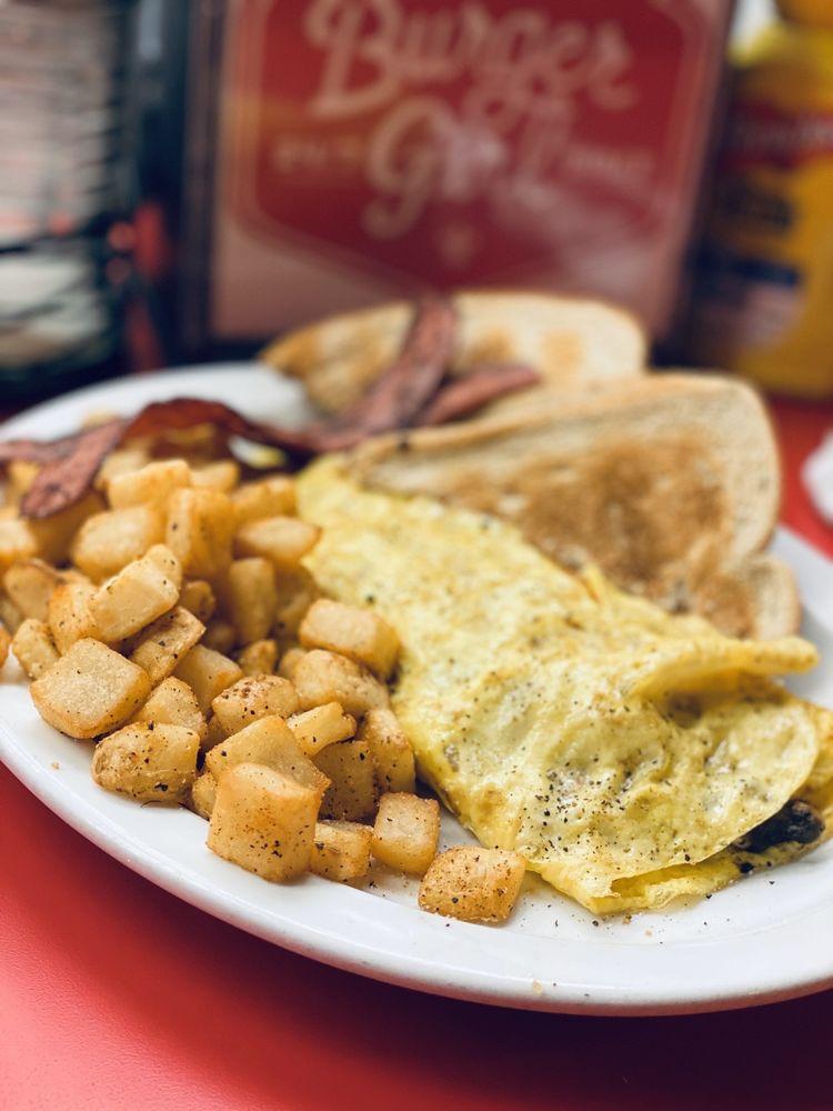 Burger Girl Diner: 3344 Frankfort Ave, Louisville, KY