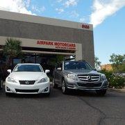 The custom calendar Airpark Photo of Airpark Motorcars - Scottsdale, AZ, United States